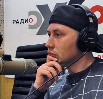 Интервью для радио ЭХО
